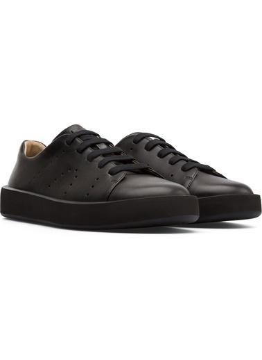 Camper Hakiki Deri Ayakkabı Siyah
